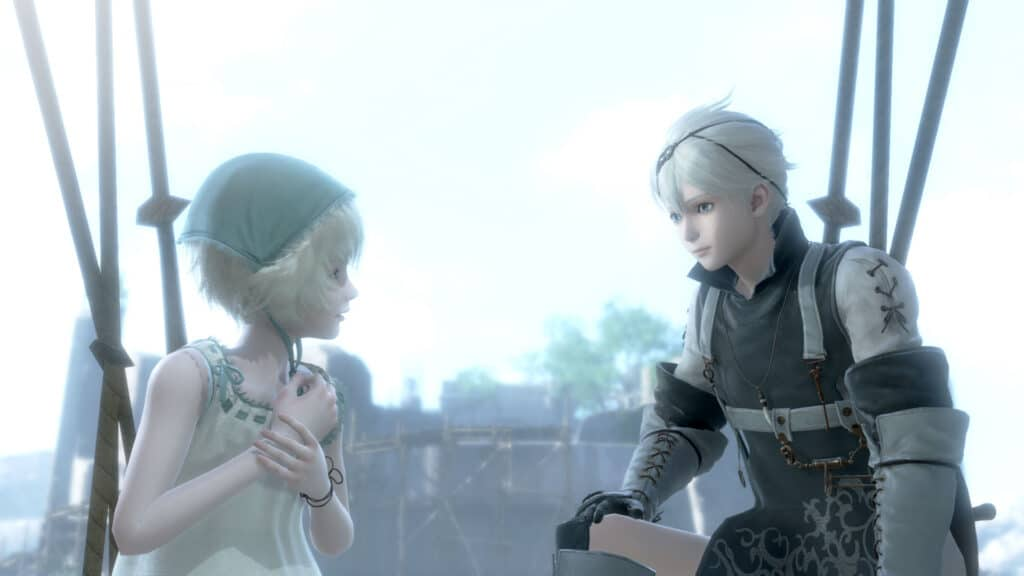 Nier Replicant Emotional Connection